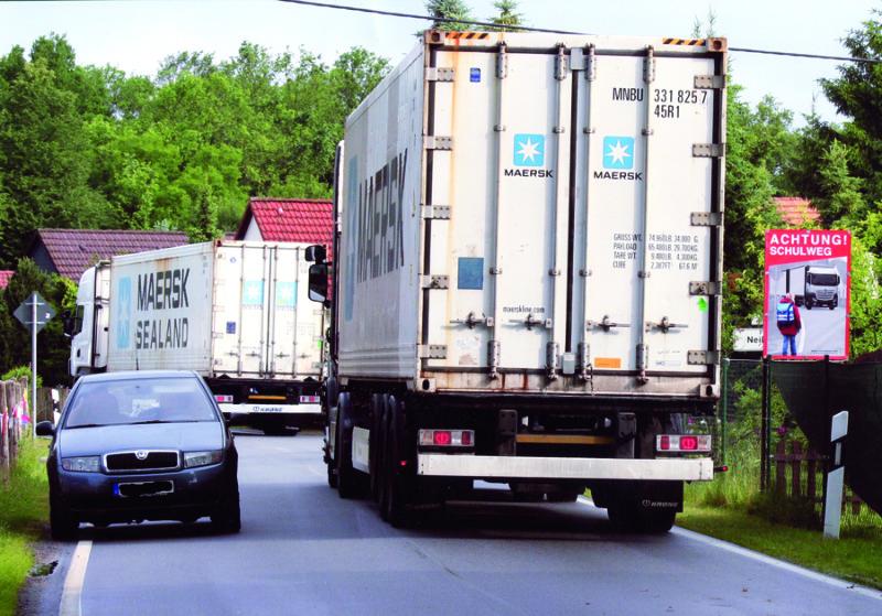 Bürger sorgen sich um Verkehrssicherheit