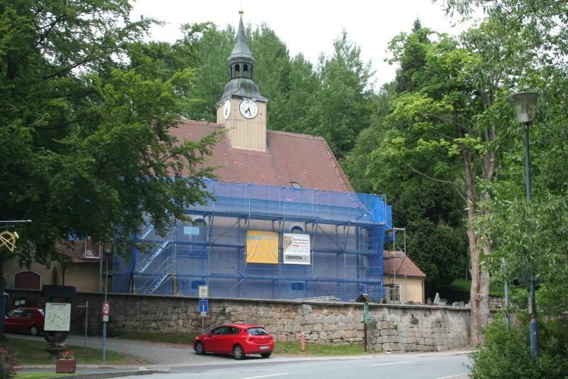 Fördergeld für die Dorfkirche