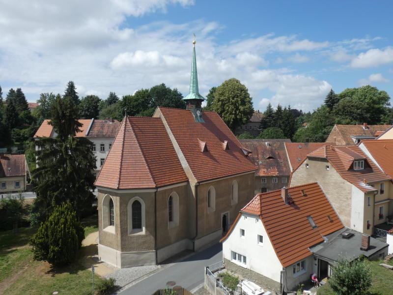 Schüler adoptieren Heilig-Geist-Kirche
