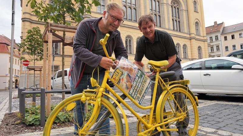 Fahrradpower für die O-See Challenge
