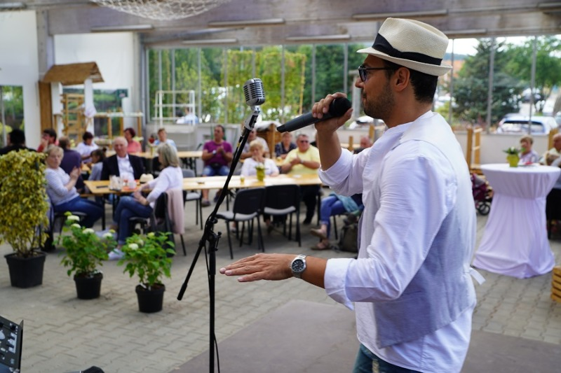 Hortensienfest verspricht La Dolce Vita