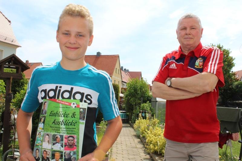 Generationenübergreifende Schiedsrichterfreundschaft