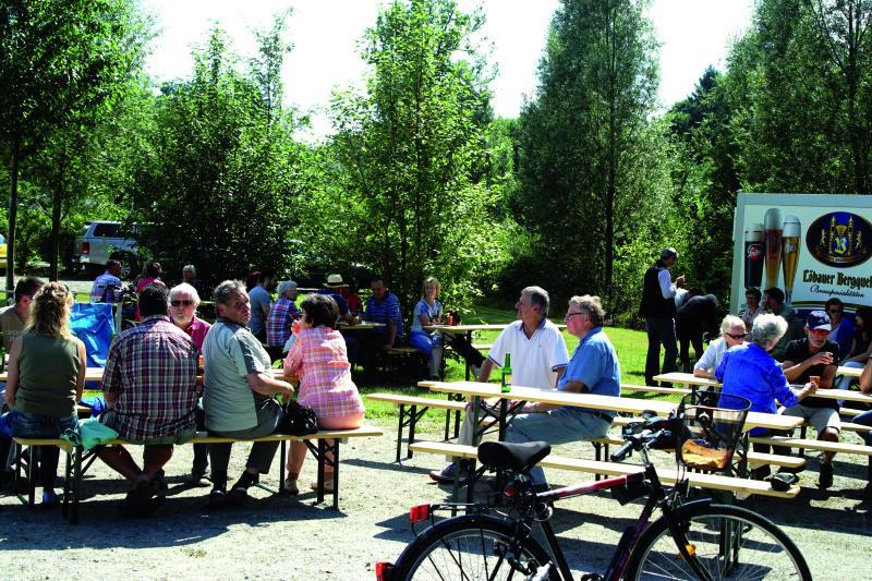 Picknick für  die Bürger