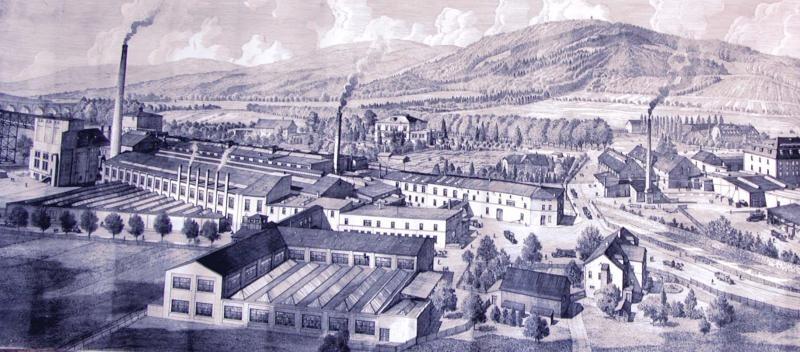 Löbau erinnert  an Textilgewerbe