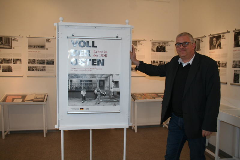 Voll der Osten – Leben in der DDR