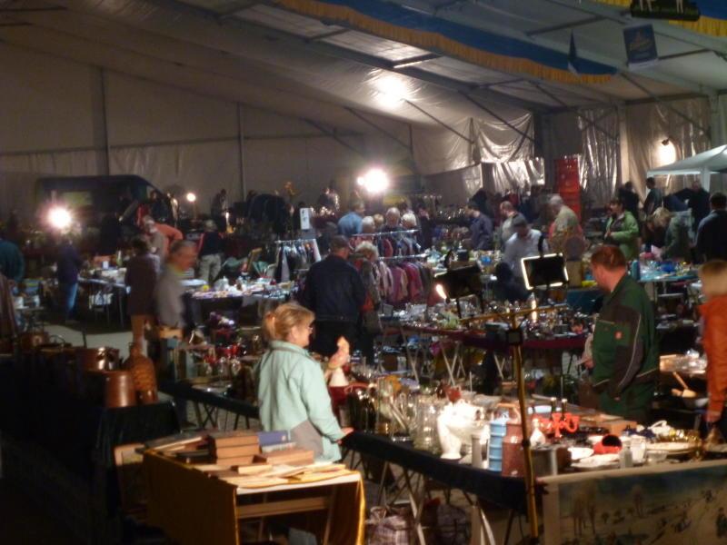 Drei tolle Tage beim Zelttrödelmarkt