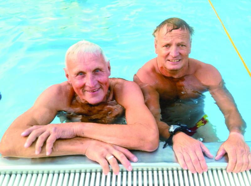 60 Jahre im Dienst der Wasserrettung!