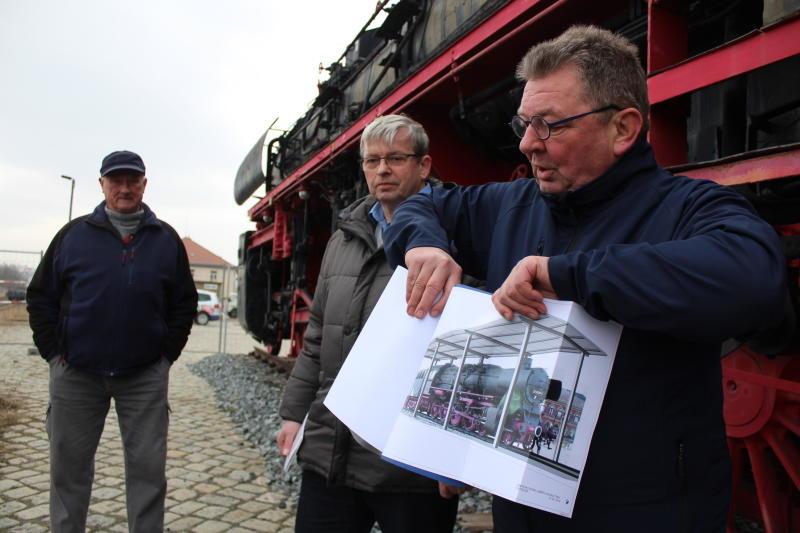 Bautzens Museumslok hat einen neuen Eigentümer