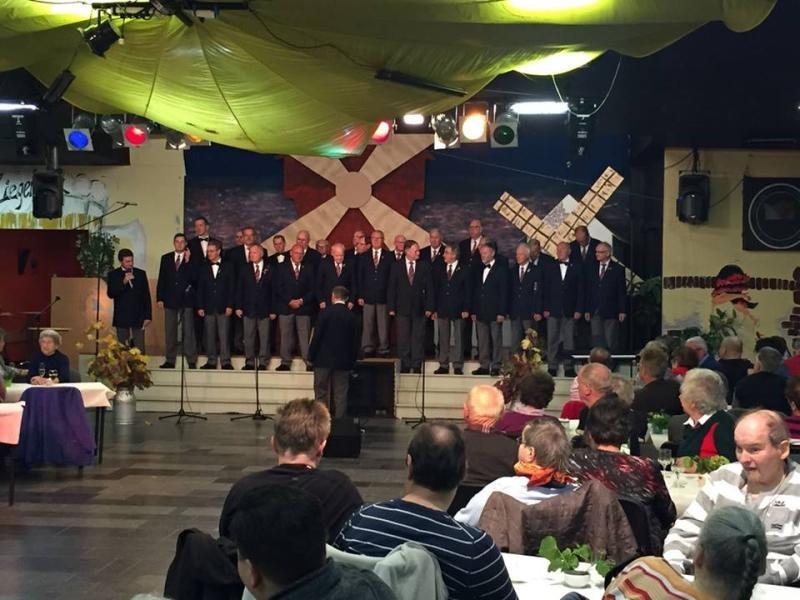 Rothenburger geben Herbstkonzert