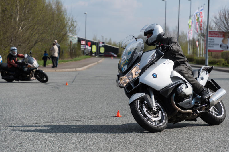 MC Görlitz bietet Motorrad-Sicherheitstraining an