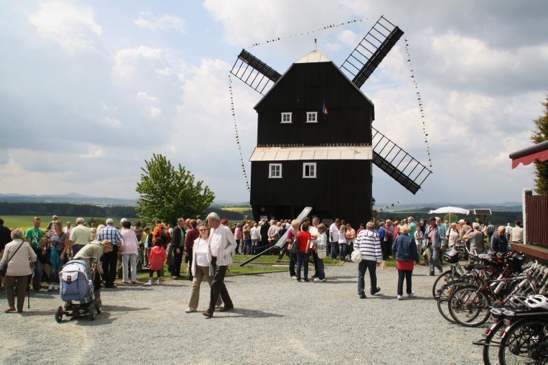 175 Jahre Mühle in Kottmarsdorf