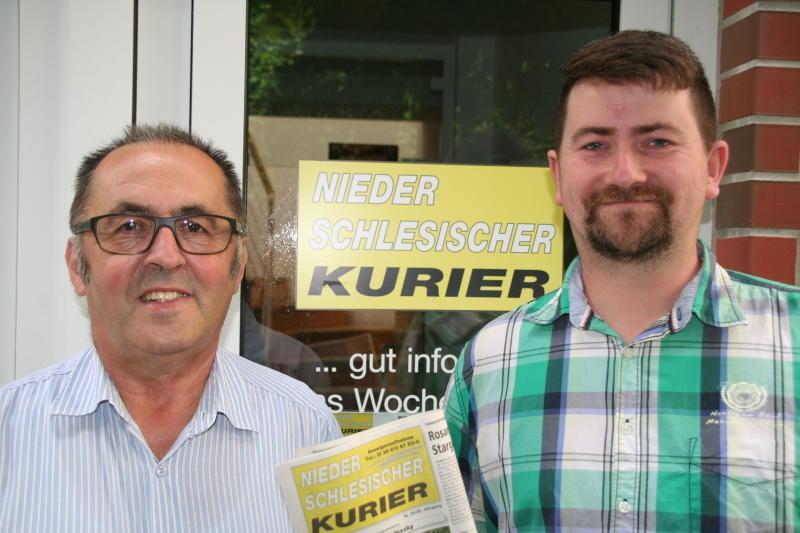 Wolfgang Müller übergibt an Michael Schleuder