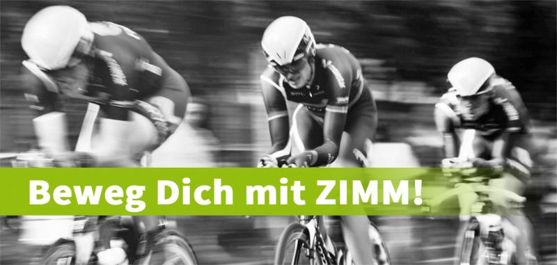 - Anzeige - Beweg DICH mit ZIMM!