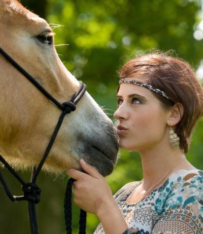 Tierisch schicker Pferdeschmuck