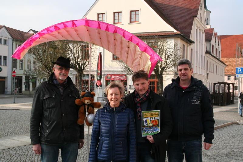 Rothenburg setzt zum 750. auf den Fußball