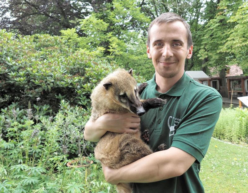 Sechs Jahrzehnte mit Bär & Co. im Zoo