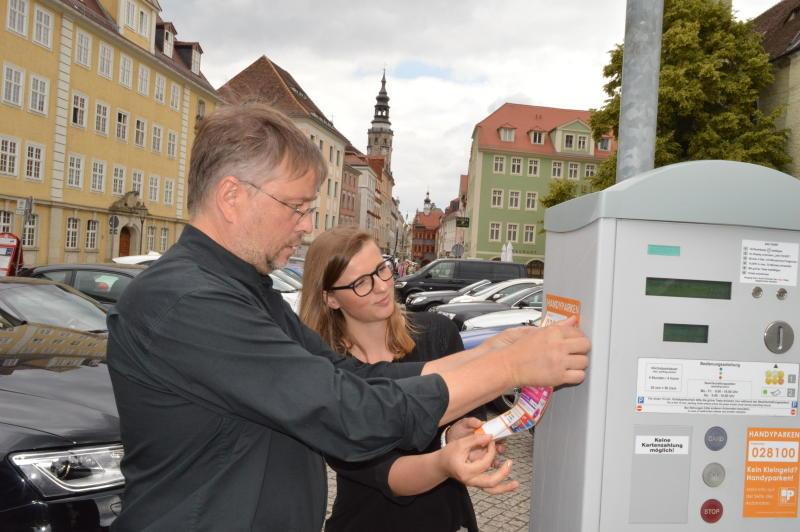 Neu: Das 24-Stunden-Parkticket