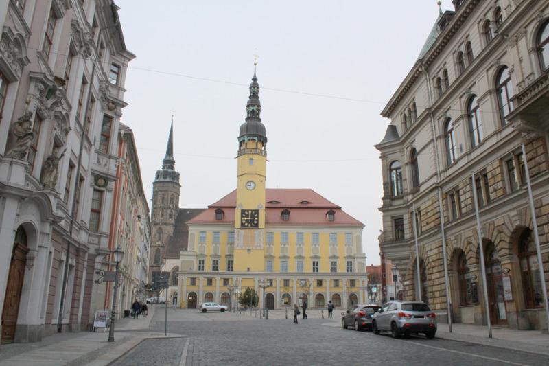 Weg frei fürs gläserne Rathaus