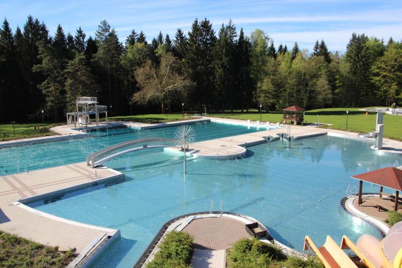 Masseneibad öffnet am 30. Mai