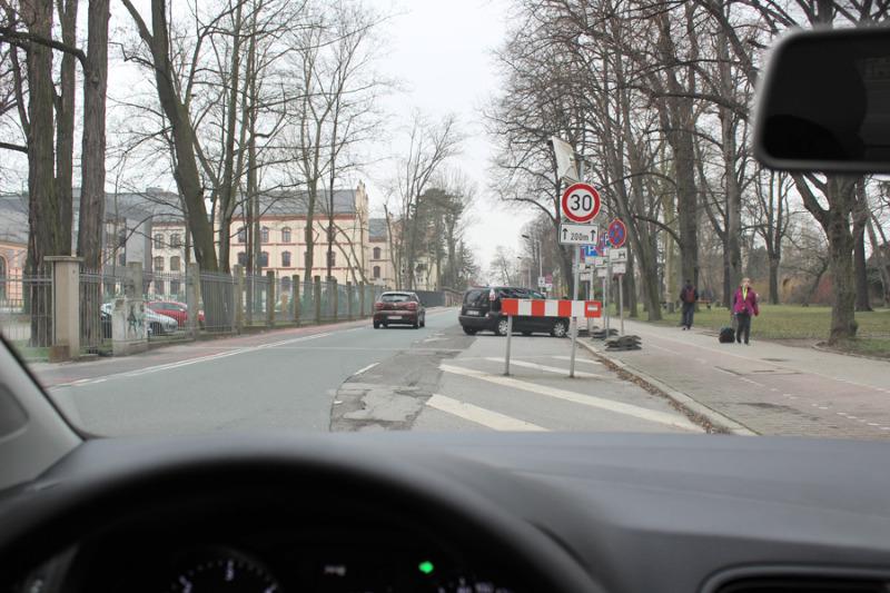 Schilleranlagen ab Mittwoch dicht – Stadt startet mit grundhaftem Ausbau