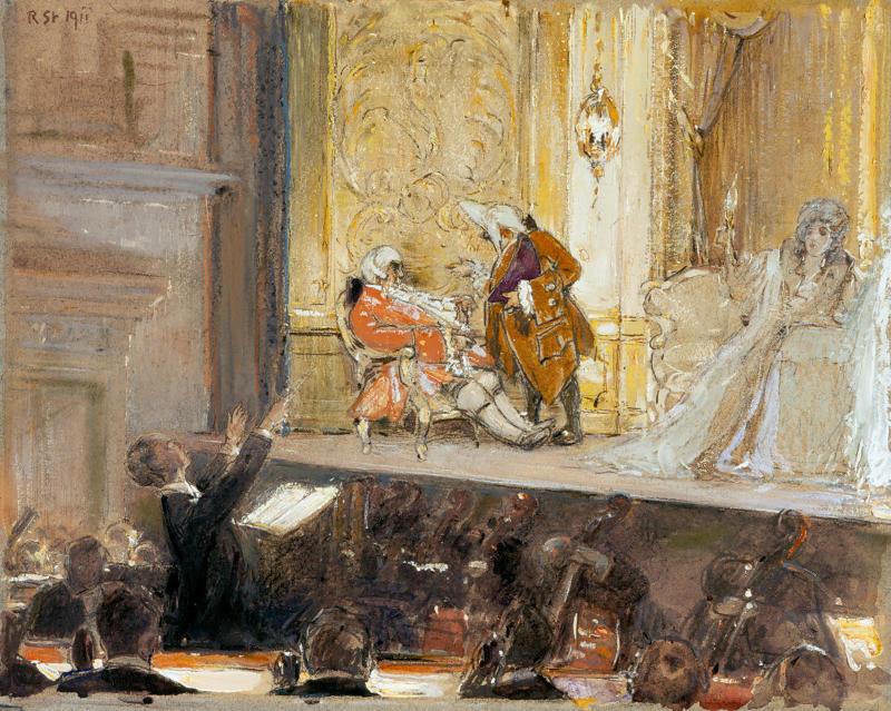 Görlitzer Gemälde auf Grande Tour