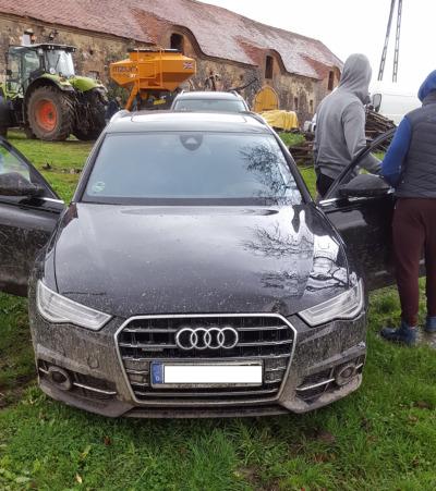 Fahndungsgruppe klärt Autodiebstahl auf