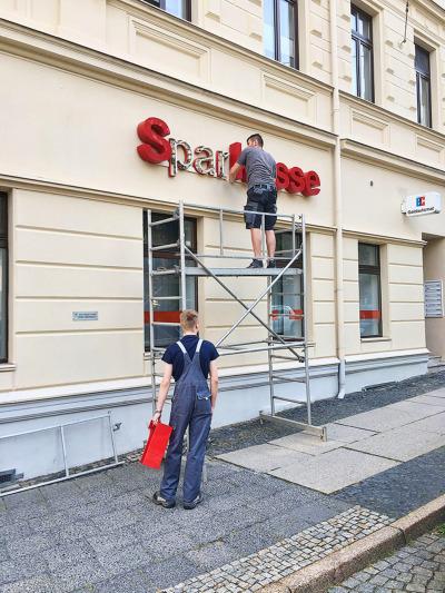 Öffnungstage der Sparkasse Oberlausitz-Niederschlesien ändern sich