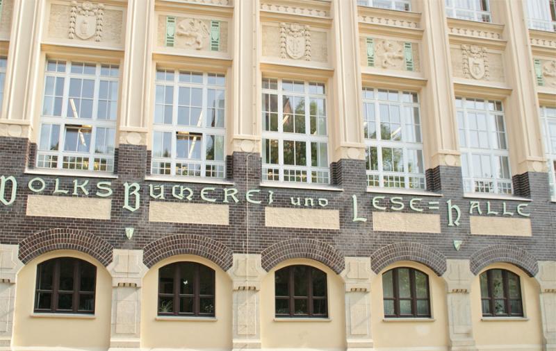 Zeitreise durch 110 Jahre Stadtbibliothek