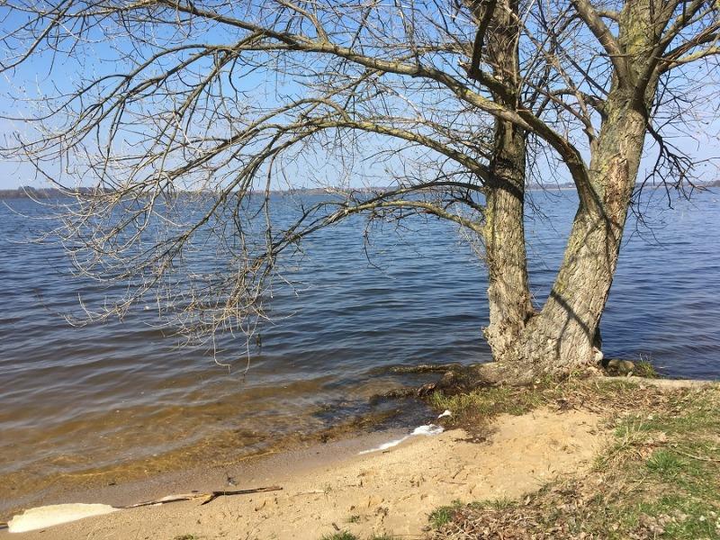 Kleiner Damm nach Ostern gesperrt