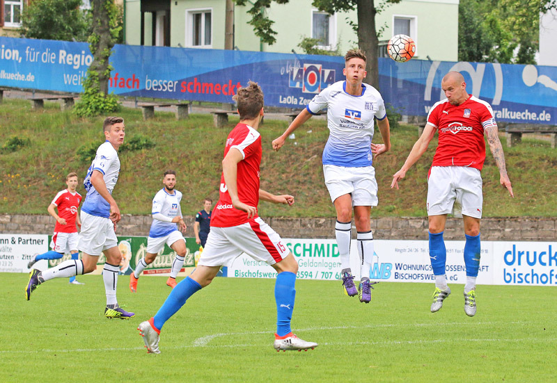 Neues Team für den Weg in Regionalliga