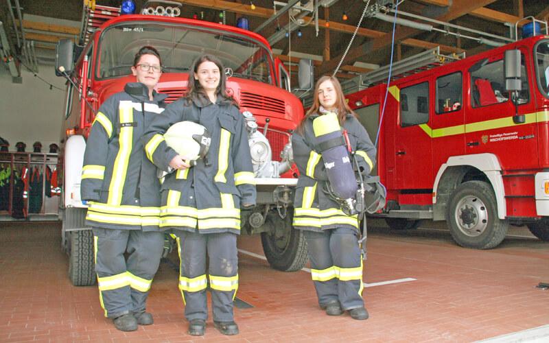 Die Feuerwehrfrauen von Bischofswerda