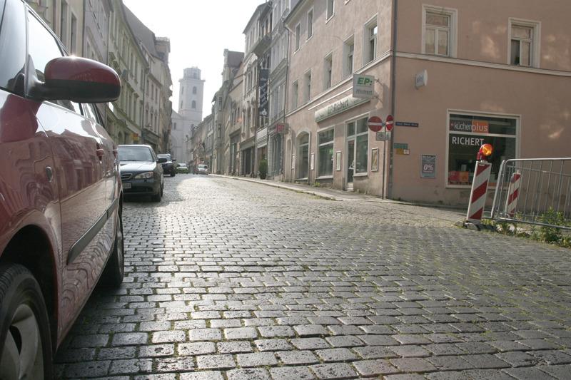 Innere Weberstraße bald wieder Zugpferd?