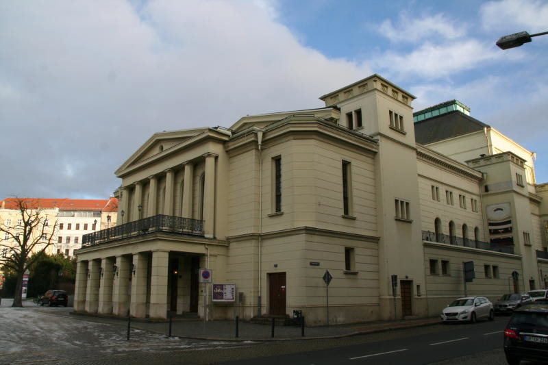 Theater droht die Insolvenz