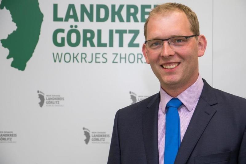 Thomas Rublack ist der neue Dezernent im Landkreis Görlitz