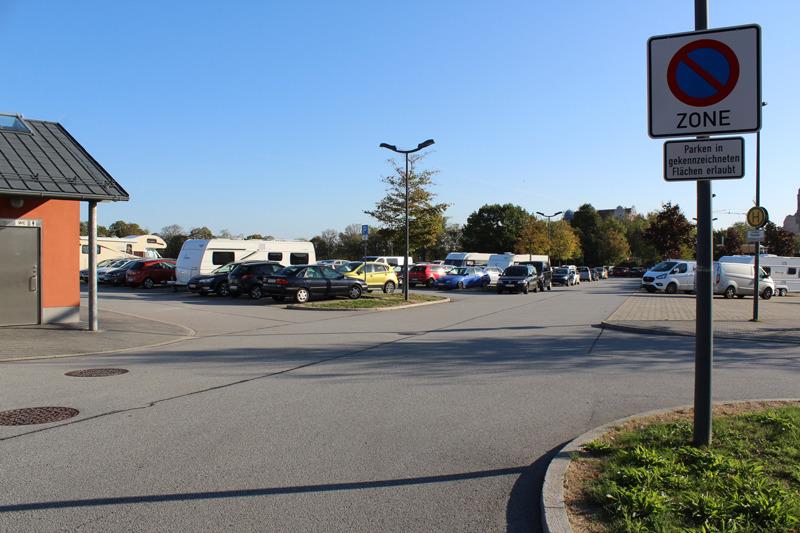 Erste Hürde für Ausbau von Schliebenparkplatz gefallen