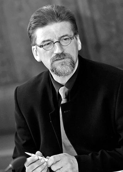 Zum Tode von Ulf Großmann