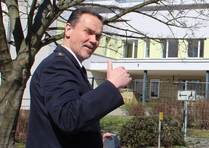 Nachfolger für Ex-Polizeichef gesucht