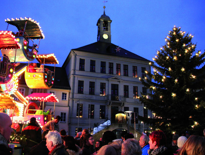 Vorweihnachten in Bischofswerda