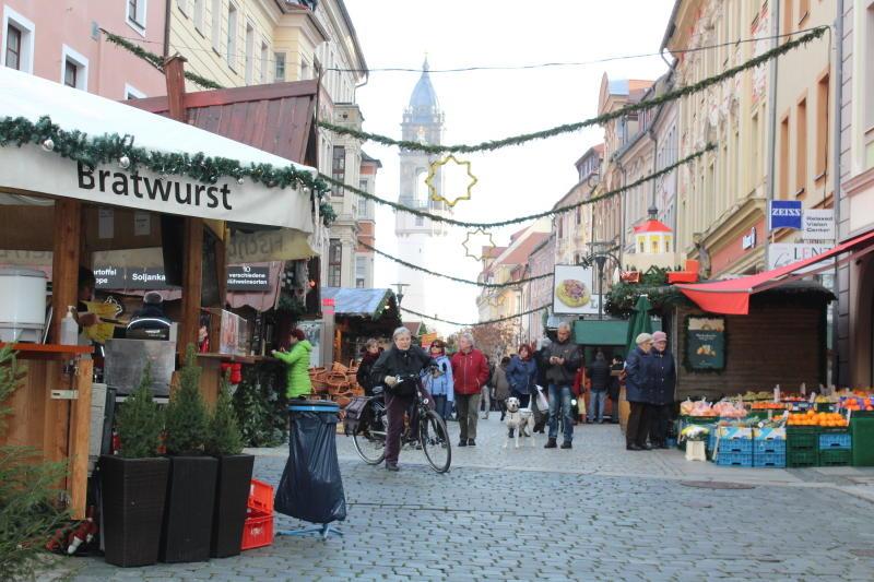 Wenzelsmarkt 2019: Stadtspitze löst Zusage ein