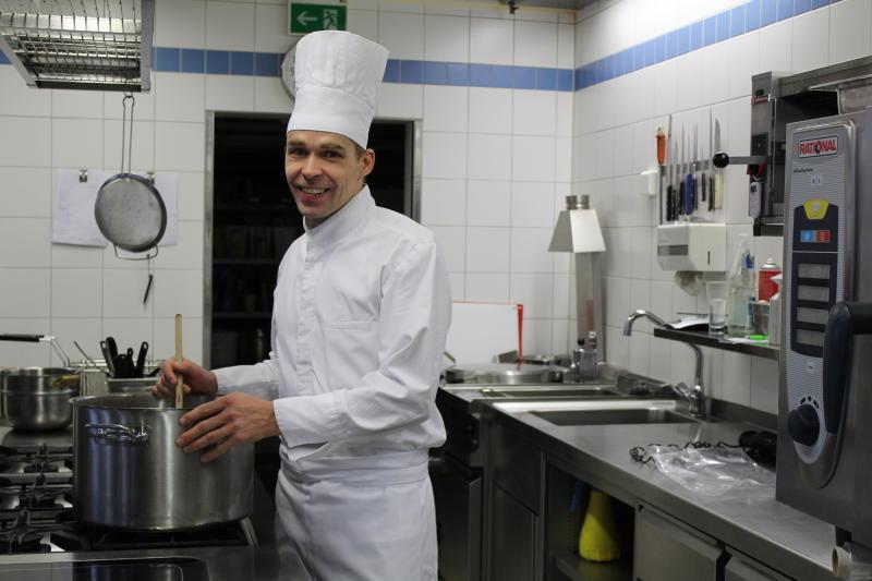 Kinder entdecken die sorbische Küche