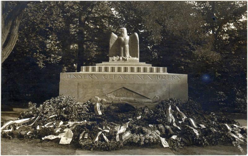 Vor 80 Jahren trafen sich die 102er in der Stadt Zittau