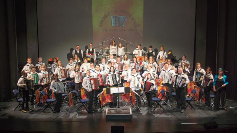 Orchester steht vor Jahreshöhepunkt