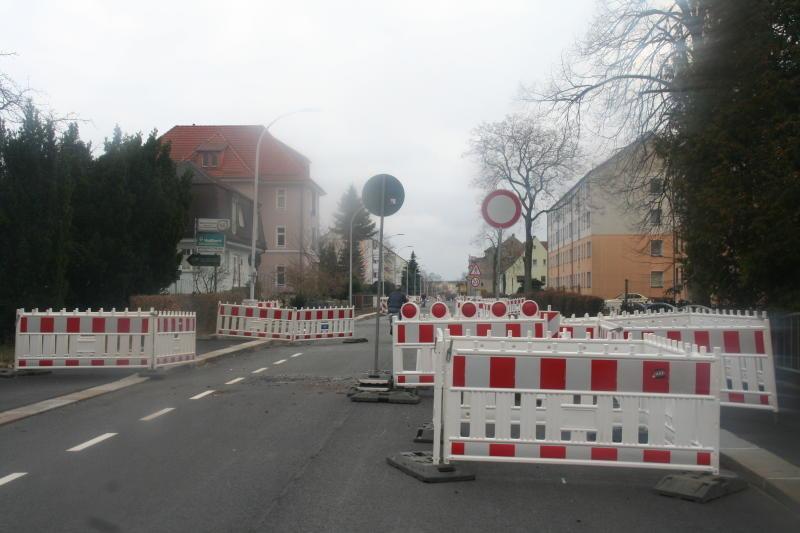 Schrammstraße  wird eingeweiht