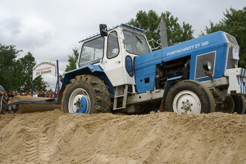 19. Kemnitzer Traktorentreffen