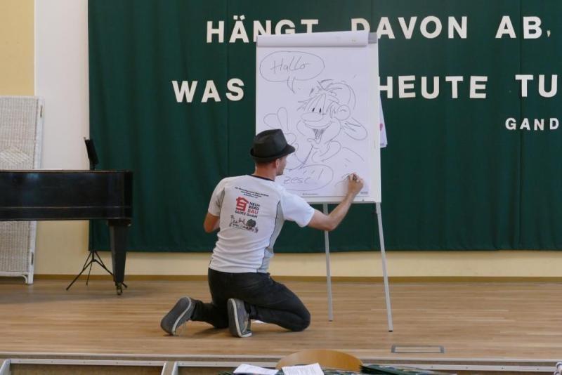 """""""Kümmel"""" regt deutsche und polnische Kinder zur Heimaterkundung an"""