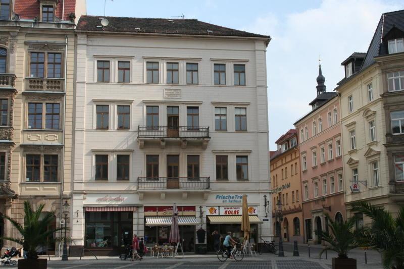 Finanzieller Zuschuss für Zittauer Innenstadthäuser