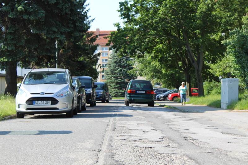 Folgen eines Unfalls: Stadt geht Sanierung an