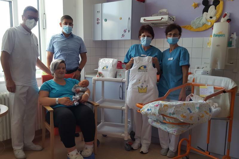 Schönes Geschenk: Babyschlafsäcke für die Mütter