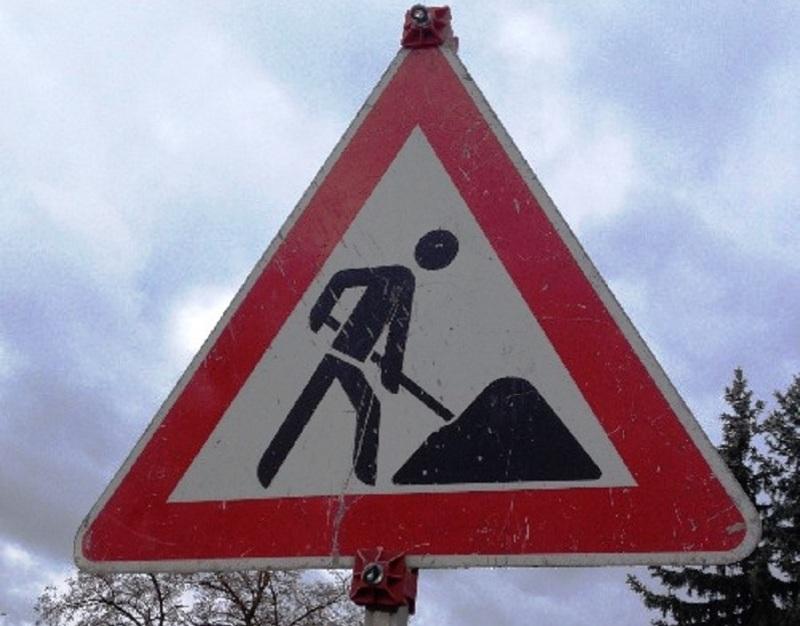 Straße bei Burkau erhält Verjüngungskur
