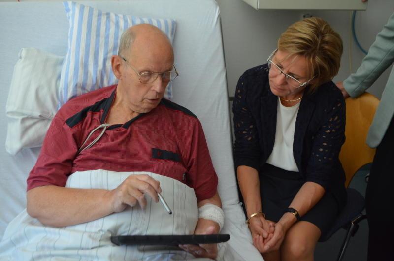 Telemedizin kann niemals den Arzt vor Ort ersetzen